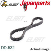 TIMING BELT FOR MITSUBISHI HYUNDAI GALANT IV E3 A 4G63 4D68 T G4CR JAPANPARTS