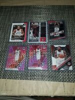 2019 20 Mosaic Basketball Kawhi Leonard Pink Camo #78 Optic 6 Card Lot