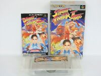 STREET FIGHTER II 2 TURBO Ref/ccc Super Famicom Nintendo Japan Game sf