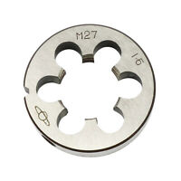 27mm x 1.5 Metric Right Hand Thread Die M27 x 1.5mm Pitch Threading Cutting