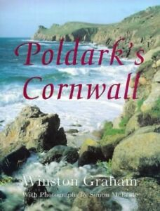Poldark's Cornwall by Graham, Winston Paperback Book The Cheap Fast Free Post