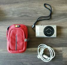 Canon PowerShot A3400 IS 16.0MP Digital Camera - Silver w/Case