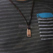 Men & Women Vintage Cross Pendant Leather Cord Chain Necklace Christian gift