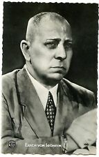 POSTCARD /  CARTE POSTALE PHOTO / CELEBRITE / ERICH VON SROHEIM