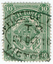 (I.B) Australia - Victoria Revenue : Stamp Duty 10/-