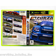 XBOX LIVE FORZA MOTORSPORT VIDEO COMPUTER GAME PAL MICROSOFT SPORTS
