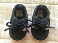 Baby Boy F&F Navy Shoes 6-12 Months