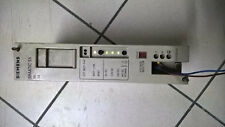 PLC SIEMENS 6ES-5951-7LB14 POWER SUPPLY 115/220V AC 5V/3A 5,2V/1A 24V/0,2A