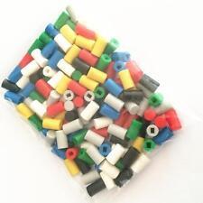140PCS Interruptor Redondo Multicolor conmutadores A04 6*10mm tapa con pulsador
