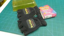 Brass Eagle half finger paintball gloves. Size Xl (11). Nos. Rare! Vintage!