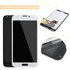 Nero Bianco LCD Display Touch Screen Digitizer Fit Samsung Galaxy S5 G900 i9600