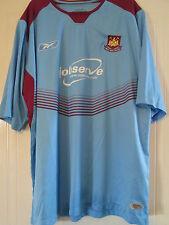 West Ham United Away 2003-2005 Football Shirt Size 2xl xxl /40139  BNWOT