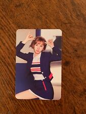 "K-Pop Twice Chaeyoung photocard from Signal ""C"" version"