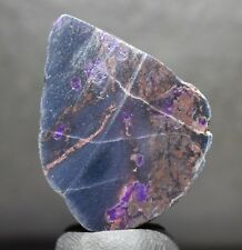 SUGILITE with Richterite semi Gel GEM ROUGH  EXCELLENT COLOR 1