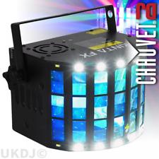 Chauvet Kinta FX LED 3in1 Derby Laser Strobe Lighting Effect DJ Disco Club