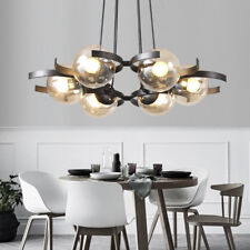 Modern Chandelier Lighting Kitchen Pendant Light Glass Ceiling Lights Bar Lamp