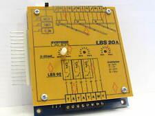 Lauer Systeme Schattenbahnhofsteuerung LBS 20A (Z2132)