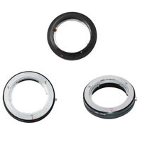 Adapter Ring for Minolta MD/MC Lens to Canon EOS EF Mount Mark III II 6D 7D 5D