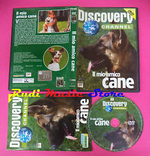 DVD film IL MIO AMICO CANE Discovery channel EDIZIONI MASTER MST 4125 no vhs(D1)