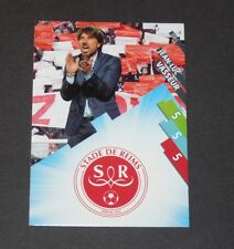 VASSEUR STADE REIMS AUGUSTE-DELAUNE FOOTBALL ADRENALYN CARD PANINI 2014-2015