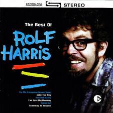 Rolf Harris – The Best Of Rolf Harris CD 2003 EMI Gold Australia 5843232 SCARCE