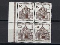 Germany Berlin 1964 Sc# 9N215 Zwinger Dresden block 4 MNH