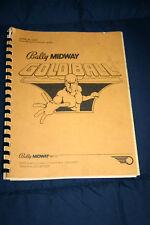 Bally Gold Ball pinball machine manual (#Man027)