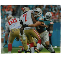 NFL Miami Dolphins Kiko Alonso #47 Autograph Picture 16X20 Signed Tackling