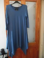 JOIN CLOTHES BRAND NEW PETROL BLUE DRESS SIZE SMALL