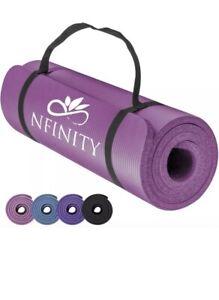 infinity yoga exercise mat Gym (183 X 61 X 1CM)