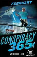 Conspiracy 365 - FEBRUARY by Gabrielle Lord (Paperback, 2010)