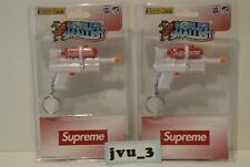 NEW SS19 SUPREME SUPER SOAKER 50 WATER BLASTER KEYCHAIN box logo cdg LIMITED