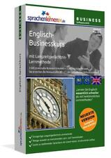 Sprachenlernen24.de Englisch-Businesskurs Software,