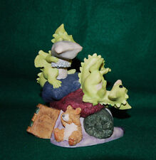 """THE WHIMSICAL WORLD OF POCKET DRAGONS """"PILLOW FIGHT"""" REAL MUSGRAVE"""