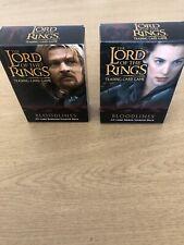 LotR TCG Bloodlines Arwen And Boromir Starter Decks