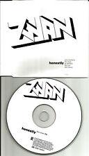 Smashing Pumpkins ZWAN Honestly EUROPE Made PROMO DJ CD Single BILLY CORGAN 2002