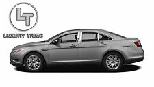 Ford Taurus Stainless Pillar Posts W KeyPad Cutout by Luxury Trims 2010-2019 6pc