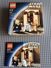 Lego Star Wars set 4475 original box & instructions No Lego pieces