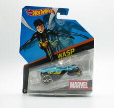 Hot Wheels Marvel Wasp Character Car 2015 1:64 NEW FREE SHIP