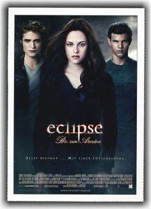TWILIGHT - ECLIPSE BISS ZUM ABENDROT ♦ 2010 ♦ CINEMA Filmkarte ♦ Kristen Stewart