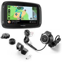 TomTom Rider 550 World Premium-Pack Moto GPS Con Antifurto
