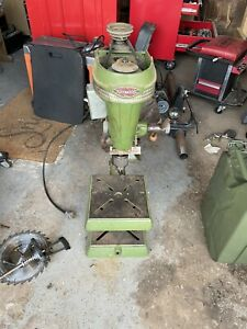Vintage Craftsman Drill Press work Table
