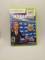 Jeopardy (Microsoft Xbox 360, 2012) Complete