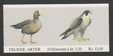 Norway - 1981, Birds Booklet of 10 x 1k30 stamps - MNH - SG SB64