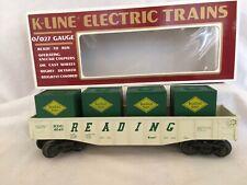 K-Line 1994 Reading Classic Gondola #K6543 MINT