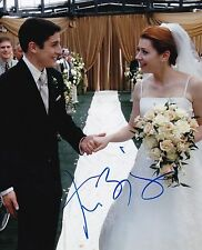 "JASON BIGGS-AMERICAN PIE-THE WEDDING-SIGNED 10x8"" PHOTOGRAPH-AFTAL/UACC RD316"