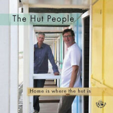 The Hut People : Home Is Where the Hut Is CD (2010) ***NEW***