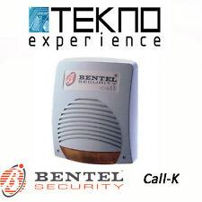 Kit plastico sirena Call Bentel Security CALL-K