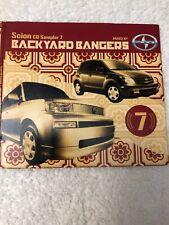 Various Backyard Bangers Scion Cd Sampler Free Up Your Mix DJ Contest
