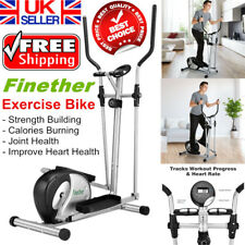 Training Exercise Bike Home Gym Cycling Bicycle Cardio Full Body Fitness Workout